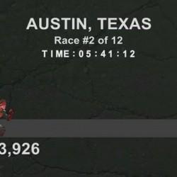 Video of EJ Scott's Marathon #2 in Austin Texas  – February 19, 2012