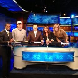 EJ Scott Interviewed by CBS Chicago