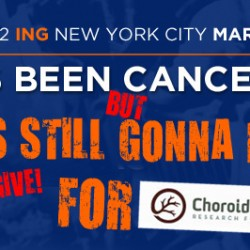 New York City Marathon is Canceled, but EJ Scott is Committed to Run!