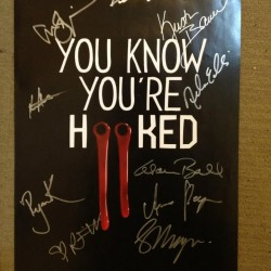 Signed True Blood Giveaway in support of Choroideremia