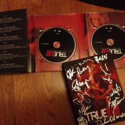 A New EJ Scott Raffle4Charity – True Blood Season 4 DVD