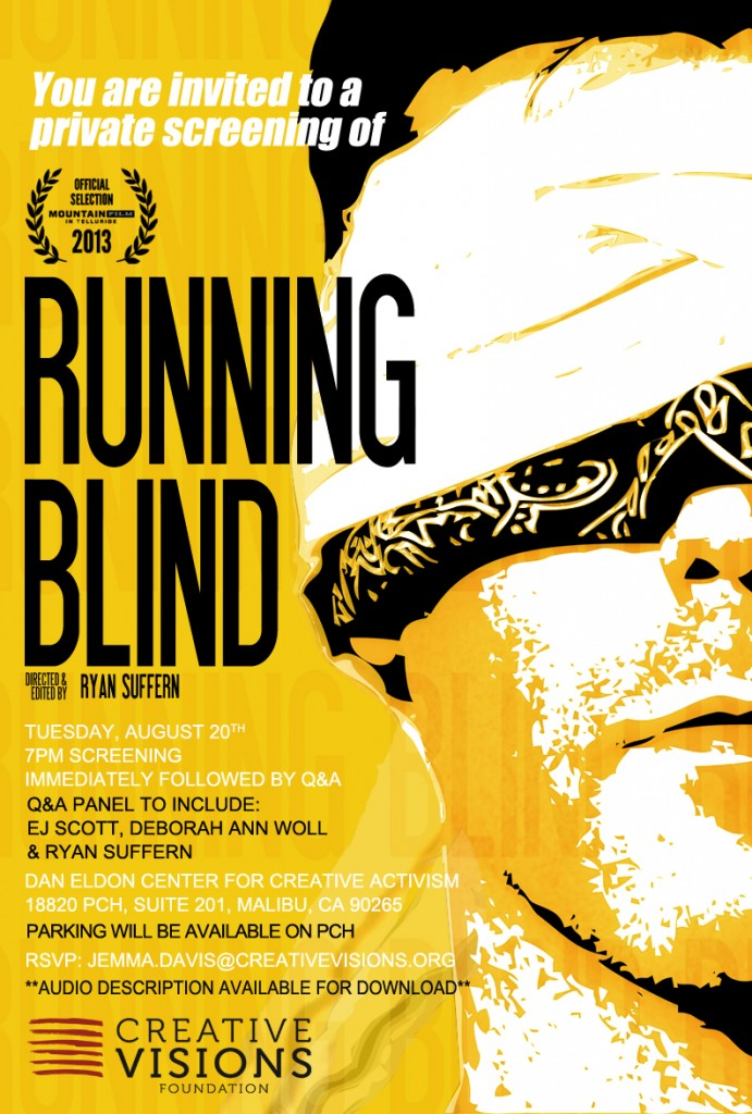 Malibu Screening of Running Blind