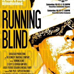 Deborah Ann Woll and EJ Scott Q&A and screening of Running Blind in Flagstaff, AZ