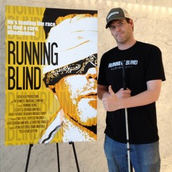EJ Scott to Appear in New York City at Screening of Running Blind