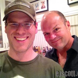 EJ Podcast #017 – True Blood's Chris Bauer