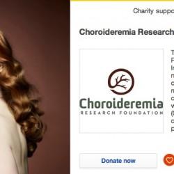 Support Choroideremia Research via Giving Works Deborah Ann Woll