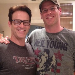 EJ Podcast #037 with True Blood's Stephen Moyer