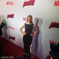 EJ's photos from Daredevil Premiere