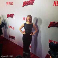 EJ's photos from Daredevil Premiere