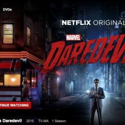 "Deborah Ann Woll's ""DareDevil"" Starts today"