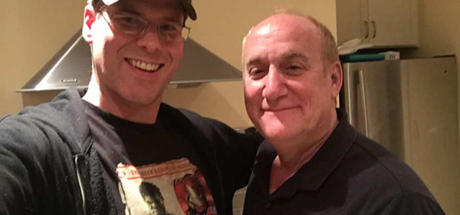 EJ Podcast #067 with Jeph Loeb