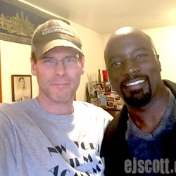 EJ Podcast #092 with Mike Colter