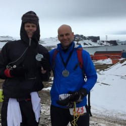 Scratch the Surface Podcast #095: Marathon 7 on 7 Number 1: Antartica