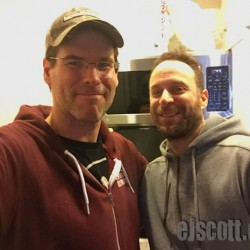 EJ Podcast #094 with actor/improviser/writer Jon Glaser
