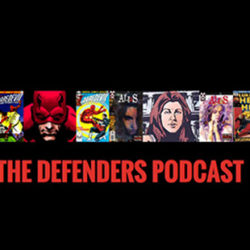 EJ Scott interviewed on The Defenders Podcast