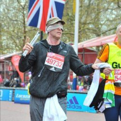 Photos from the London Marathon – April 24, 2016