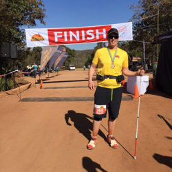 EJ's runs Big Five Half Marathon in South Africa