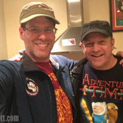 EJ Podcast #098 with actor, improvisor & friend Andy Trask