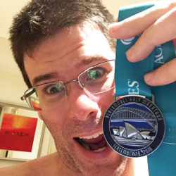 EJ Podcast #103 – Australian Marathon with his guides