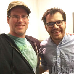 EJ Podcast #128 with John Timothy, my teacher at UCB in NYC