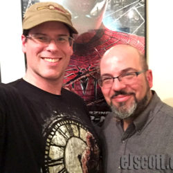 EJ Podcast #129 with Comic Book Writer/Editor – Fabian Nicieza
