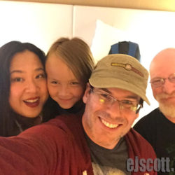 EJ Podcast #147 with Arthur Adams & Joyce Chin