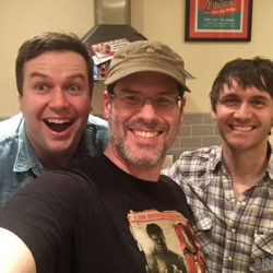 EJ Podcast #158 with Taran Killam and Paul Brittain